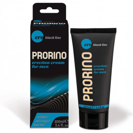 HOT Ero Prorino Black Line Erection Cream for Men 100ml