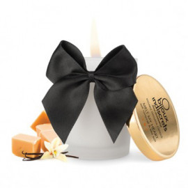 Bijoux Cosmetiques Soft Caramel Massage Candle - Massage Candle with the Scent and Taste Of Caramel 70ml