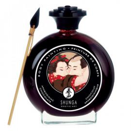Shunga Body Painting Aphrodisiac Chocolate 100ml