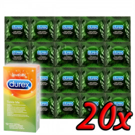 Durex Tickle Me 20 pack