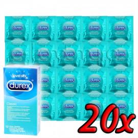Durex Classic 20 pack