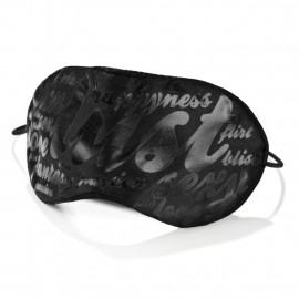 Bijoux Indiscrets Blind Passion Mask - Satin Eye Mask