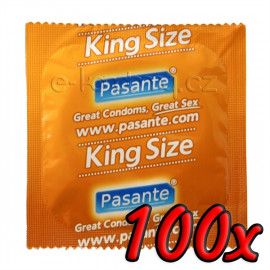 Pasante King Size 100 pack