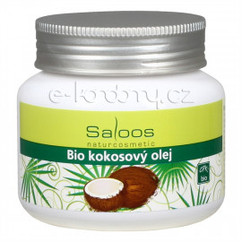 Saloos Bio Coconut Oil 250ml