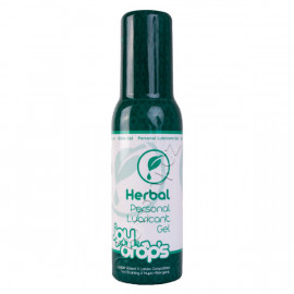 JoyDrops Herbal Personal Lubricant Gel 100ml