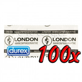 Durex London Wet 100 pack