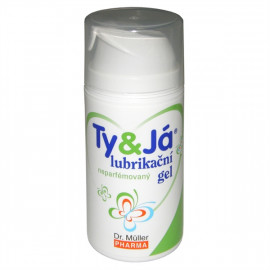 Dr. Müller Ty&Já lubricant Non-perfumed 100ml