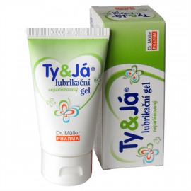Dr. Müller Ty&Já lubricant Non-perfumed 50ml