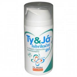 Dr. Müller Ty&Já lubricant with Tea Tree Oil 100ml