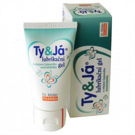 Dr. Müller Ty&Já lubricant with Tea Tree Oil 50ml