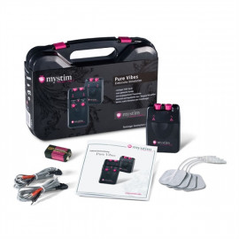 Mystim Pure Vibes E-Stim Unit - Electrical