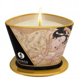 Shunga Libido Massage Candle Vanilla Fetish - Massage Candle 170ml