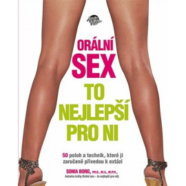 Orální sex - Best For Her - Sonia Borg Czech Version