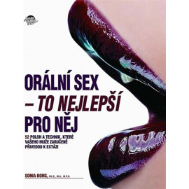 Orální sex - Best For Him - Sonia Borg Czech Version