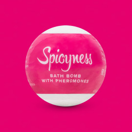 Obsessive Spicyness Bath Bomb