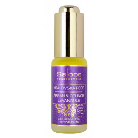 Saloos Royal Care 100% Bio Argan & Prickly Pear & Lavender 20ml