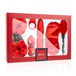 LoveBoxxx I Love Red Couples Box