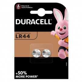 Duracell Alkaline Battery LR44 2 pack