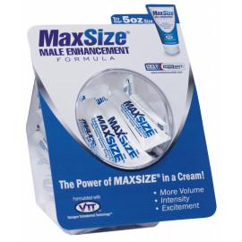 Swiss Navy MaxSize Male Enhancement Cream 10ml 50 pack