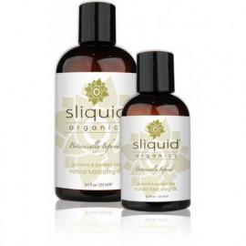 Sliquid Organics Silk Hybrid Lubricant 125ml