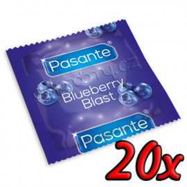 Pasante Blueberry Blast 20 pack