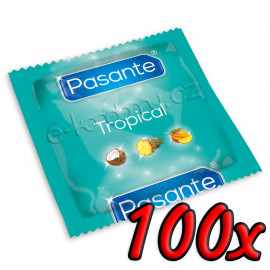 Pasante Tropical Kokos 100 pack