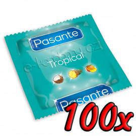 Pasante Tropical Ananas 100 pack