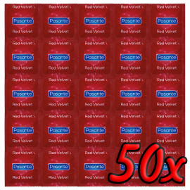 Pasante Red Velvet 50 pack