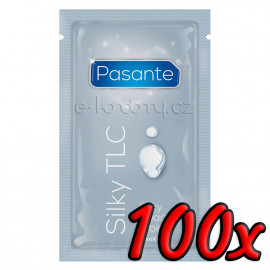 Pasante Silky TLC Lube 10ml 100 pack