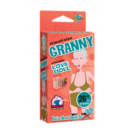 Pipedream Travel Size Granny Love Doll