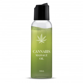 Pharmquests Cannabis Massage Oil 100ml