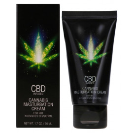 Pharmquests CBD Cannabis Masturbation Cream for Him 50ml