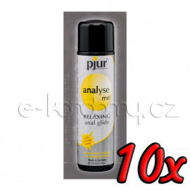 Pjur Analyse Me! 1.5ml 10 pack