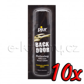 Pjur BACK DOOR 1.5ml 10 pack