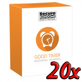 Secura Good Timer 20 pack
