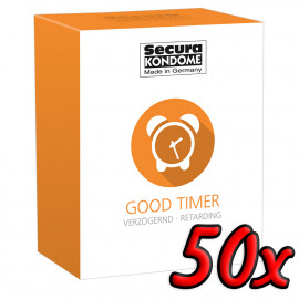 Secura Good Timer 50 pack