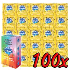 Skins Banana 100 pack