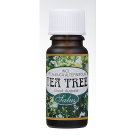 Saloos 100% Natural Essential Oil Tea Tree 10ml
