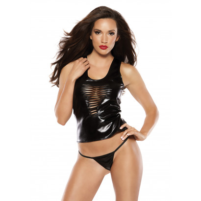 Allure Tempting Kitten 2pc Set Black