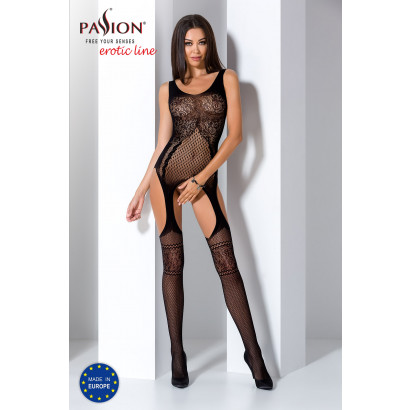 Passion Bodystocking BS061 Black