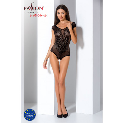 Passion Bodystocking BS064 Black