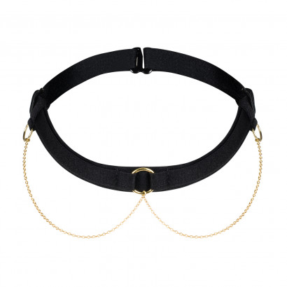 Petitenoir Choker with Golden Chains 2518