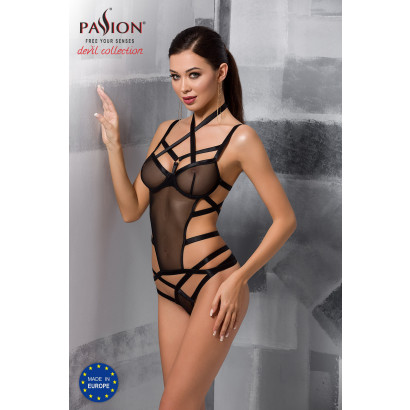Passion Hagar Corset Black