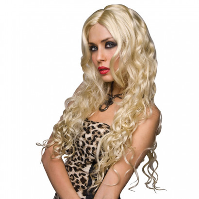 Pleasure Wigs Jennifer Wig Platinum Blonde - Wig