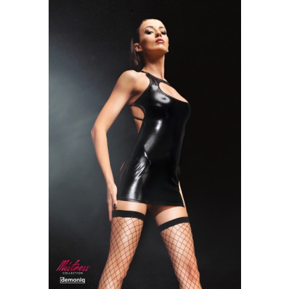 Demoniq Ursel Lady Erotic set Black