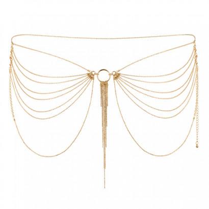 Bijoux Indiscrets Magnifique Waist Jewelry Gold