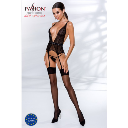 Passion Mirajane Corset Black