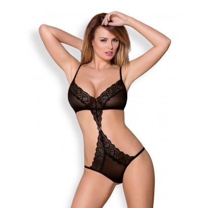 Obsessive 852-TED-1 Teddy Black