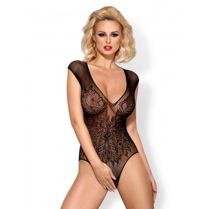 Obsessive B112 Teddy Black