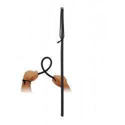 Kiotos Leather Poing - Fekete